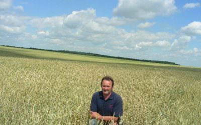 Volontär Richard Dennhöfer über seinen Einsatz in der Landwirtschaft bei MIR